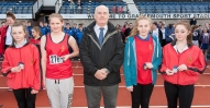 Cadets athletics compGrangemouth 9 May 2015