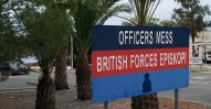 Employers were staying at the officers mess at Episkopi