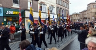 RBLS Colour Party at Inverness AFD
