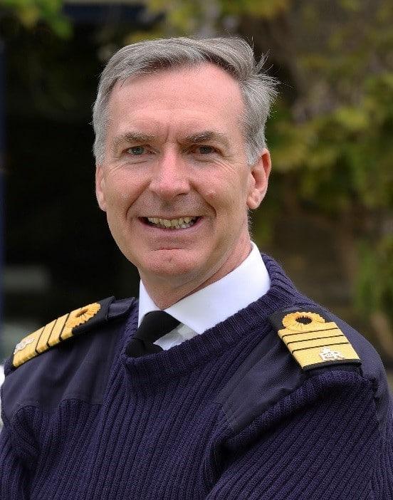 Tony Radakin, Chief of the Defence Staff.